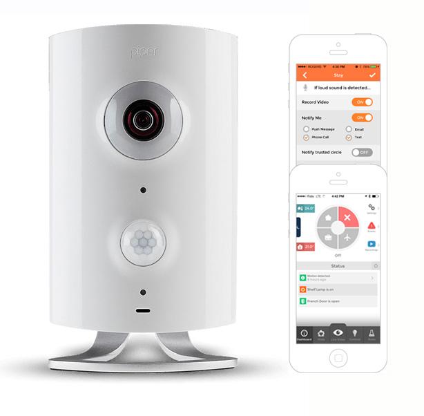 Piper-tradlos-alarm-med-kamera-uten-abbonnement-app