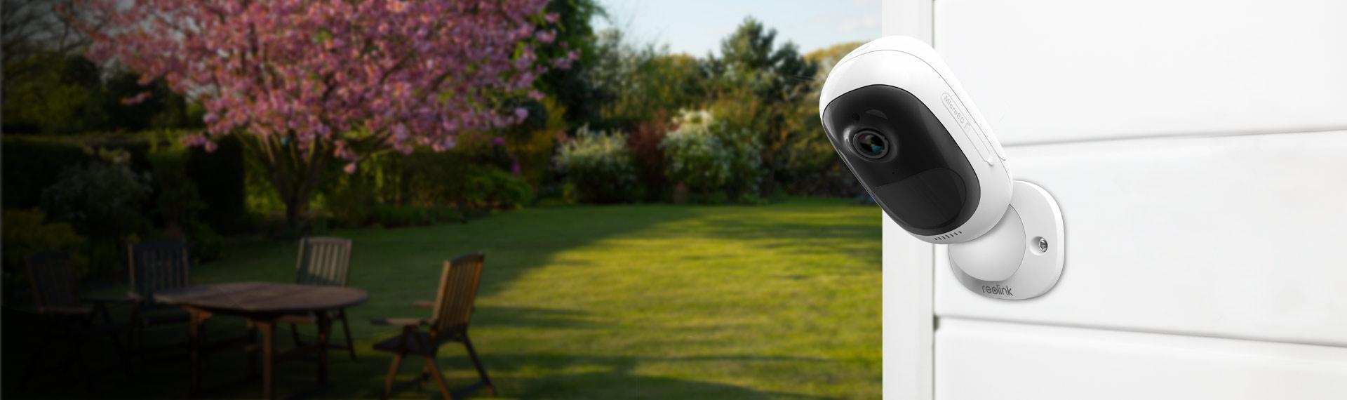 Reolink Argus 2 batteri kamera