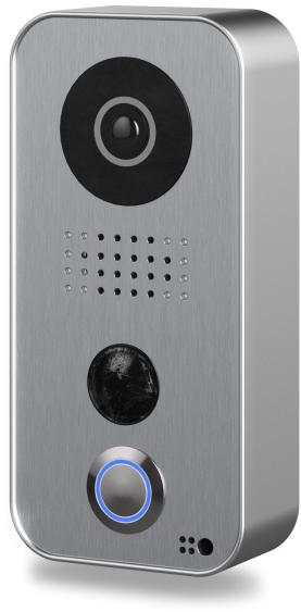 Dørklokke med kamera