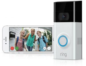 Ring Doorbell Norge