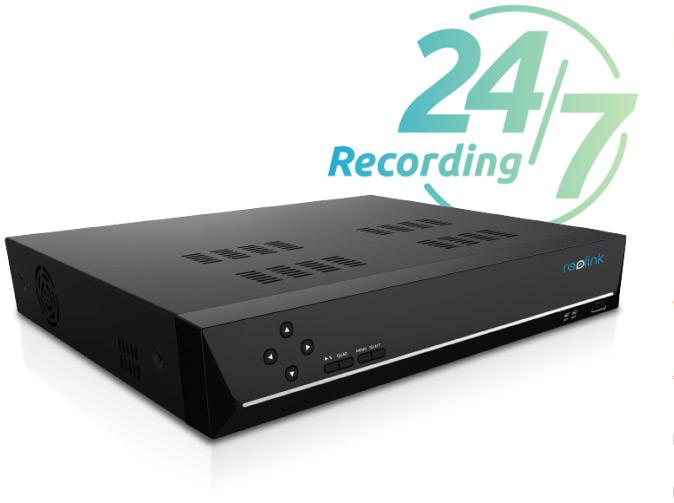 Opptaker med 2TB harddisk