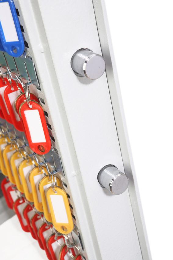 Solide låsebolter gir god sikkerhet