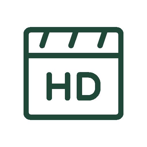 Full HD oppløsning